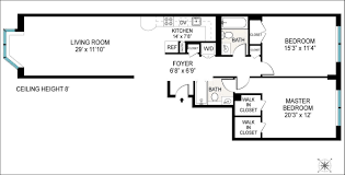 Kitchen Floor Plan by Christian Slater Gets 1 1m For Hell U0027s Kitchen Condo Streeteasy