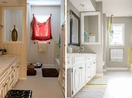 bathroom remodel ideas before and after entrancing 30 diy bathroom remodel before and after inspiration