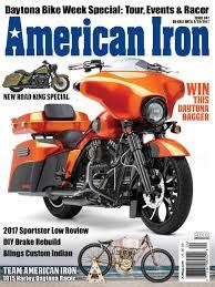 american iron magazine issue 347 2017 by mimimi991 issuu