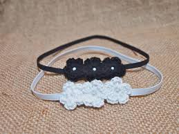 crochet hair band baby girl headband newborn headband crochet baby headband