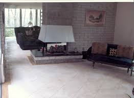 decorative and durable indoor concrete flooring options
