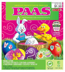 easter egg kits paas easter egg decorating kits as low as 1 13