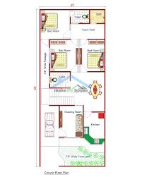 Efficient Floor Plans two storey house 25 ft x 60 ft good things come in small packages