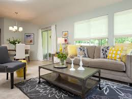 Yellow Living Rooms Photos Property Brothers Drew And Jonathan Scott On Hgtv U0027s