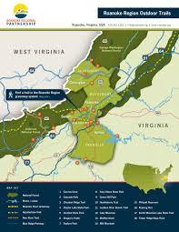 Roanoke Virginia Map by Downloads Roanoke Regional Partnership