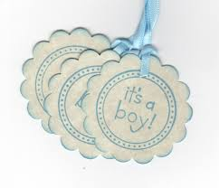 20 baby shower favor tags it u0027s a boy baby baby tags nail