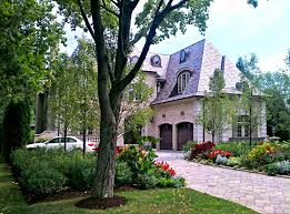 Formal Front Yard Landscaping Ideas - midwest landscaping glencoe il photo gallery landscaping
