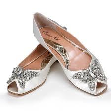 wedding shoes flats 30 wedding worthy flats bridalguide