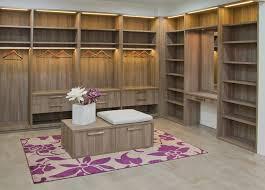 walk closet vanity with purple accent ideas closet modern and