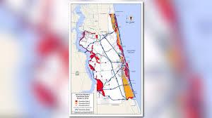 st johns county issues mandatory evacuation order