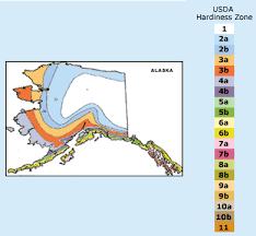 Canadian Garden Zones - zone map proven winners