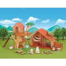 Sylvanian Families Awesome Deals Only At Smyths Toys UK - Sylvanian families luxury living room set