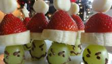 Christmas Party Food Kids - food ideas kids home garden posterous