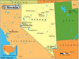 map of nevada printable map of nevada state map of nevada state printable