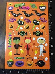 halloween sticker books creatology halloween