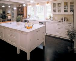Painted Islands For Kitchens Kitchen Astounding Navy Paint Wooden Base Cabinet Small Kitchen