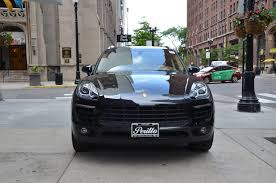 porsche macan 2015 for sale 2015 porsche macan s stock m601a for sale near chicago il il