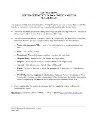 notarized letter of invitation marriage visa invitation letter