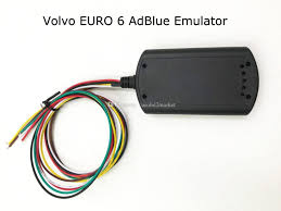 2017 New Truck Scanner Adblueobd2 For Volvo Euro 6 Adblue Removal
