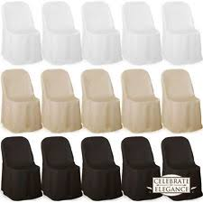 Banquet Chair Cover Polyester Folding Chair Covers Ebay