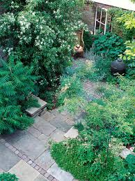 landscape design paving and pavers for small gardens hgtv