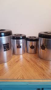 retro canisters kitchen inspiring kitchen vintage retro canisters for ideas and reproduction