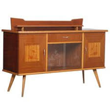 mid century modern waring and gillow sideboard buffet credenza for
