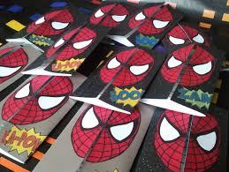 spiderman handmade birthday party invitations jayden spiderman