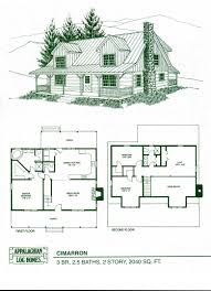 log homes floor plans appalachian log homes the cimarron model appalachian log homes the cimarron model has features that are log home floor plans log