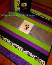 Nightmare Before Christmas Baby Bedding Handmade Nursery Bedding Sets Ebay