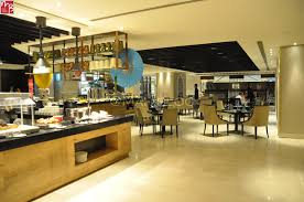 Urban Kitchen And Bar - exquisite restaurant and bar design with architectural interior 3d