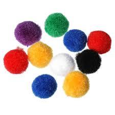 cotton pompom 4cm ryseltoys