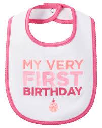 birthday bib baby s birthday bib carters