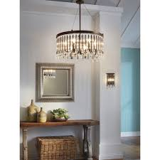 Kichler Lighting Kichler Lighting Piper Collection 6 Light Espresso Chandelier
