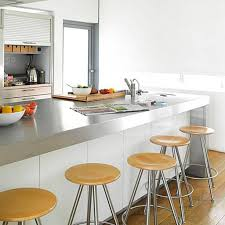 design marvelous contemporary kitchen design with backless wooden
