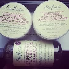 black label hair product line 1st impressions shea moisture jamaican black castor oil products