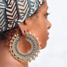 hoops earrings india shop indian earrings hoop on wanelo