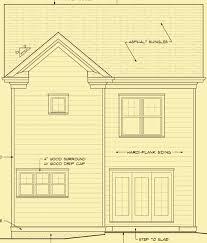 narrow lot plans for a carolina style coastal house