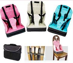 baby booster seat travel high chair portable light weight foldable