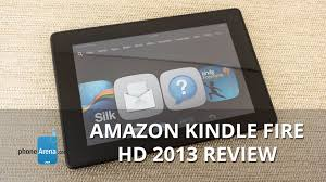 amazon kindle fire black friday sale amazon kindle fire hd 2013 review youtube