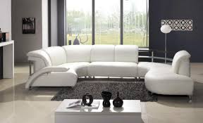 White Sofa Chair by White Sofa Coaster Home Furnishings Sectional Sofa White Modern
