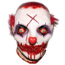 killer clown mask killer clown mask with shut mistermask nl