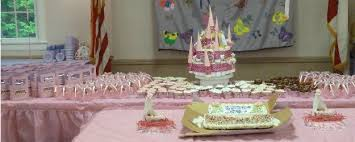 pretty princesses u2013 twin baby shower decorations big dot of