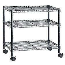 Rolling Bathroom Storage Cart by Storage Cart With Wheels U2013 Robys Co