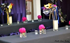 Party Decoration Ideas At Home by Interior Design Awesome Masquerade Themed Party Decorations Best
