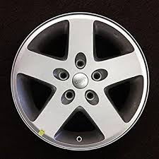 2009 jeep wrangler wheels amazon com 17 inch 2007 2008 2009 2010 2011 2012 2013 2014 2015