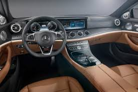 used mercedes e class saloon interior of mercedes e class saloon revealed auto express