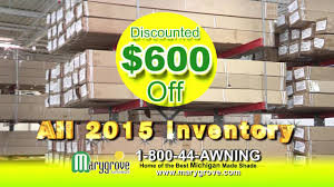 Marygrove Awnings Marygrove Awning Commercial Factory Youtube