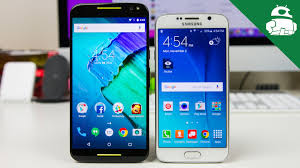 moto x pure black friday moto x style pure edition vs samsung galaxy s6 youtube