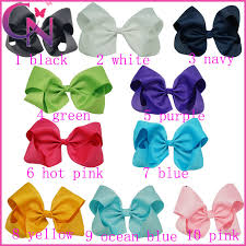 hair bows wholesale wholesalebaby hair bows grosgrain ribbon hairbows